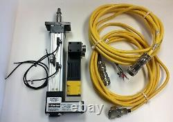 Parker ETB32M10PA20FMA100A Electric Cylinder 4 Travel With SM161AE-KMSG10 Motor