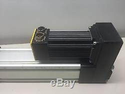 Parker ETB80-B04PA3X-FRB200-AN21 Actuator and N0343FE-KMSN Brushless Servo Motor