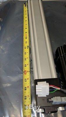 Parker Electric Linear Actuator Cylinder Emx070125 Sgmah-04aan21 Yaskawa Motor