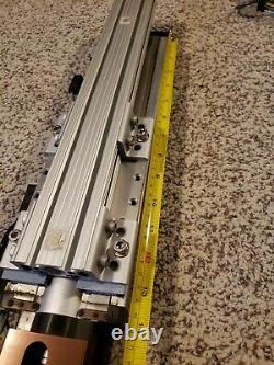 Parker Linear Actuator Slide 404150X Allen Bradley N2304 Servo Motor Used