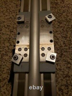 Parker Linear Actuator Slide 404350X Allen Bradley N2304 Servo Motor Used