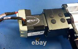 Parker Linear Positioner 803-4099F with M-Drive 17 Motor MDI3CRL17B4-EQ