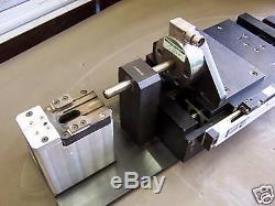 Parker Linear Slide/baldor Motor/fixture