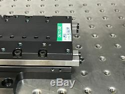 Parker MX80L 150mm Precision Linear Servo Motor Actuated Stage withViX250IH Driver