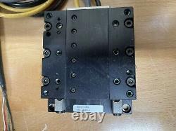 Parker MX80L Linear Stage Smallest linear servo-motor driven positioner