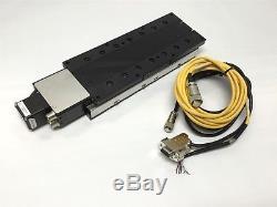 Parker MX80S Miniature Leadscrew Linear Positioner Motorized Stage 150mm Travel