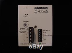 Parker Positioning Systems 5113B833 Linear Actuator & Elcom DC Servo Motor 3595