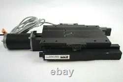 Parker Positioning Systems Screw Driven Table with Motor for Parts/Repair