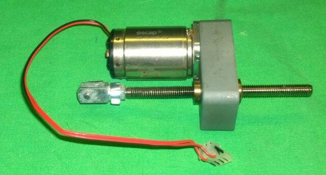 Portescap 5032100002 Escap Dc Motor Screw Actuator (#2476)