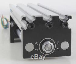 Precision CNC Linear Slider With Nema 23 Stepper Motor Various Effective Travel