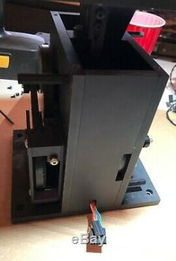 Precision Motorized Z-axis Stage Lift Table 3D Printer Platform, 0.3 micron/step
