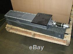 Primatics PLG160 500mm Linear Actuator on Granite with DYNETIC Motor #22,719