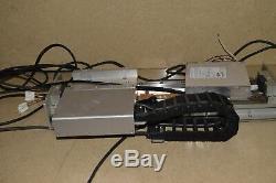 ^^ RENISHAW XY TABLE- LINEAR SERVO MOTOR SGT1F31-030AR20-04 With YASKAWA SERVOPACK