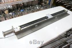 ROBOSATR Used RBC-13NSKE Linear Actuator, Total Length 1420mm, No motor