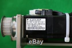 ROBOSTAR Linear Actuator RS-066-Z10PL YASKAWA SGMAS-01ACA2C Servo motor