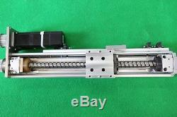 ROBOSTAR Linear Actuator RS-066-Z10PR YASKAWA SGMAS-01ACA2C Servo motor