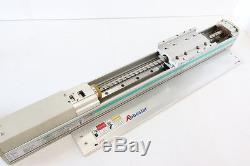 ROBOSTAR Used RBC-11SSA Linear Actuator, Total Length 900mm, No motor