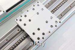 ROBOSTAR Used RBC-23NSA Linear Actuator, Total Length 885mm, No motor