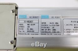 ROBOSTAR Used RBC-32HPA Linear Actuator, No motor