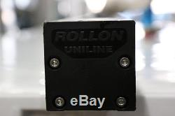 ROLLON Used Belt Actuator, Total Length 2020mm, No motor