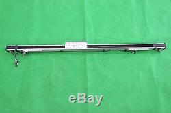 ROLLON Used Linear Belt Drive Actuator / Motor removed / No Key Ways