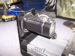 ROTARY SCREW LINEAR ACTUATOR SERVO MOTOR DRIVEN With BRAKE 40 TRAVEL