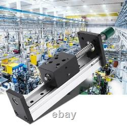 Reciprocating Cycle Linear Actuator Motor Electric Motor Gearbox Stroke 200mm