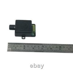 Reciprocating Linear Actuator Motor, DIY driver cycle Motor 12V 55rpm Stroke 70mm