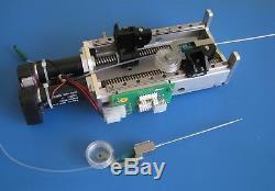 Roche Z axis cnc pick & place dispensing head linear actuator servo Maxon motor