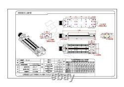 SALE Electric Linear Rail Stage Module Cross Sliding Table Motorized X/Y/Z Axis