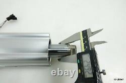 SMC ELECTRIC ACTUATOR Used LEY32NYA-350, MSMD022G1T AC SERVO MOTOR ACT-I-108