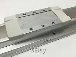 SMC LEFS40A-300-S3 Electric Step Motor Ball Screw Linear Actuator Slider, 300mm