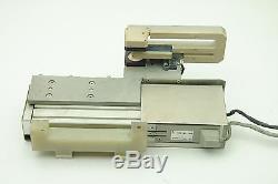 SMC LX-250A-BC-100S, Stepper Motor Driven Linear Actuator