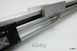 SPFM6C040K SPFseries Used Actuator Limo alpha step Motor 400mm stroke 10mm Lead