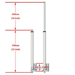 Set of 2 16 Stroke 220Pounds Linear Actuator Electric Motor Door/Windows Opener