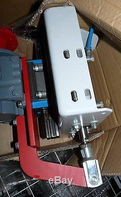 Sew Eurodrive Wf30drs71s4 Spiroplan Gear Motor With Linear Actuator