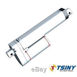 Stroke 800mm Force 900N 1224 VDC Linear actuator Gear Motor-Tsiny Motor