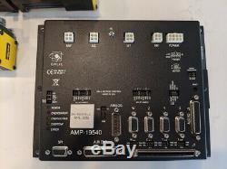 THK 4-Axis CNC Servo Motor Linear Actuator Ballscrew Precision Bearing Lot