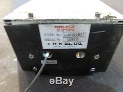 THK 57 Travel Linear Slider GL20-0219617 With Oriental Motor BM425-412