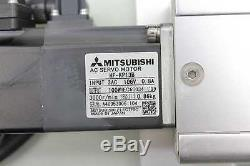 THK CKR33 270mm Linear Actuator w Mitsubishi HF-KP13B AC Servo Motor 3000RPM