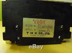 THK GL15S+600L Linear Actuator with Mitsubishi HC-PQ23R Servo Motor (10760b)
