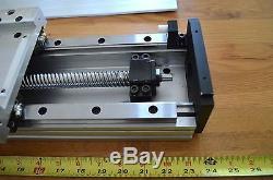 THK GL20S20-300L Linear Ballscrew Actuator Nema23 Motor Mount CNC Router DIY Kit