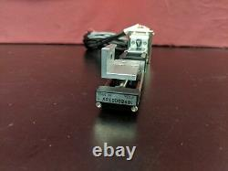 THK KR15 LM Guide Actuator with Cool Muscle CM1-C-11L30A Servo Motor