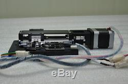 THK KR20A Linear Actuator Stroke 40mm, Pitch 1mm + STEPPING MOTOR PK545NAW