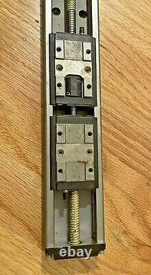 THK KR26 LM Guide Actuator length 320mm Nanotec 4H4018S1801 Motor