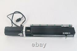 THK KR30 Ball Screw Linear Slide With Inova ISMH1-20B30CB SMH AC Servo Motor 12.5