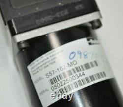 THK KR33 LM Linear Actuator KR 9 Travel with Parker S57-102-MO Motor Cable