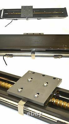 THK KR46 LM Linear Stage Guide Actuator KR/ Yaskawa AC Servo Motor TUV 16Travel