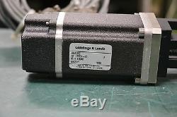 THK Linear Actuator Ball Screws KR s/n A4C1139P/GIDDINGS & LEWIS MOTOR NSM2302