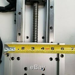 THK Linear Ballscrew Actuator GL15S05+200L, Yaskawa Servo Motor SGM-02U384CL